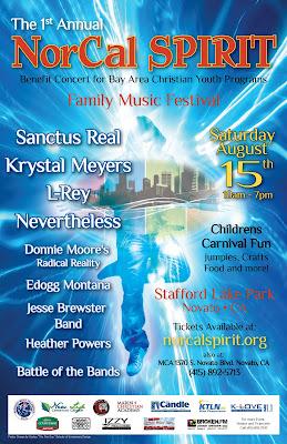 NorCal Spirit 11x17 Poster