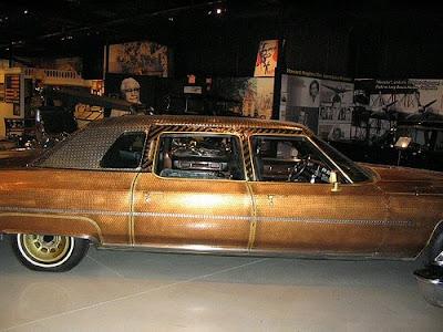 Penny Cadillac Art Car