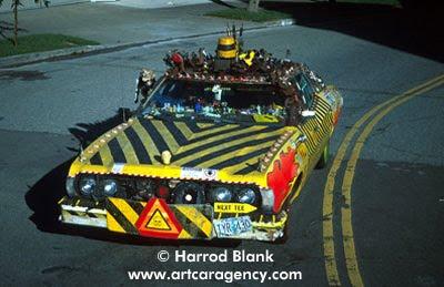Danger Car By Reverend Charles Linville