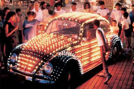 VW Lightmobile by Eric Staller