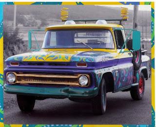 Diddie Wah Diddie Art Car