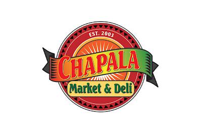 Chapala Market Logo Design by Costas Schuler