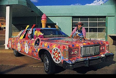 Clown car used to transport illegal immigrant clowns