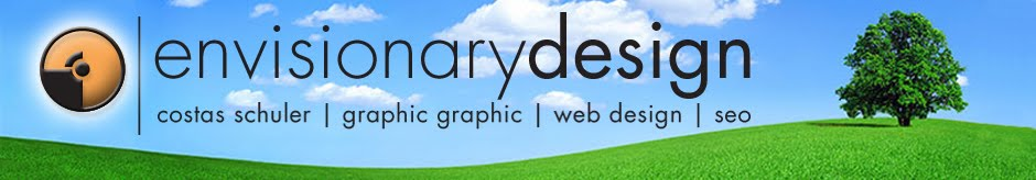 Envisionary Design | Graphic Design | Web Design | SEO