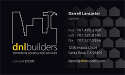 DNL Builders BC Front