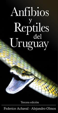 Anfibios y Reptiles 3ra. Edición