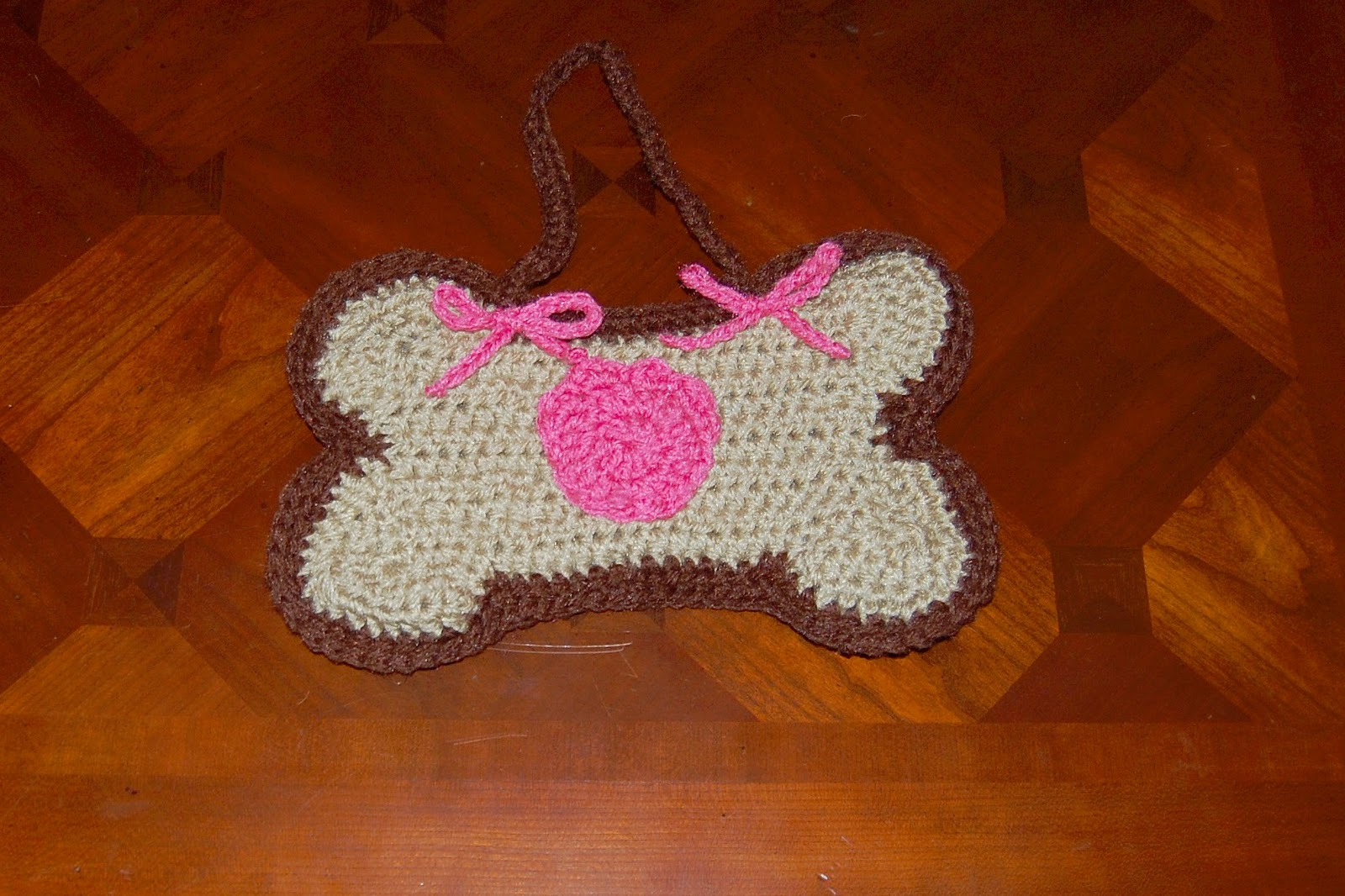 Free Crochet Pattern For A Dog Bone : Posh Pooch Designs Dog Clothes: Dogbone Shaped Poo Bag ...