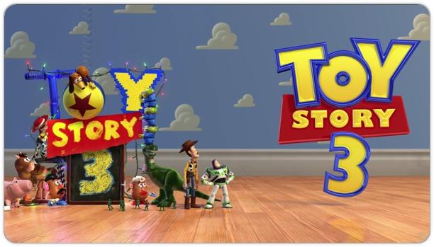 История игрушек: Большой побег / Toy Story 3 (2010) DVDScr