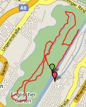 Map of 09/01/07 run
