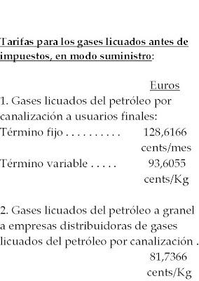 Actualidad jur dica hoy ajh nuevas tarifas gas natural for Aeat oficina virtual sede electronica