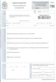 Actualidad jur dica hoy ajh formulario 790 ministerio for Oficina virtual aeat