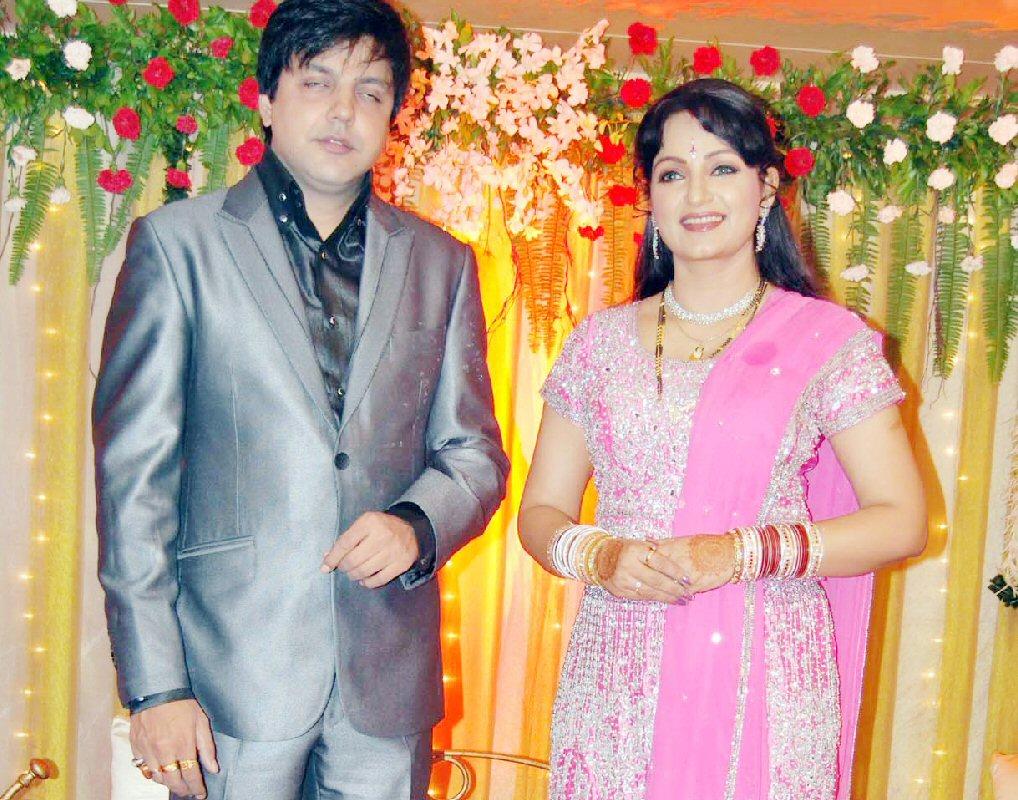Pankaj b singh wedding