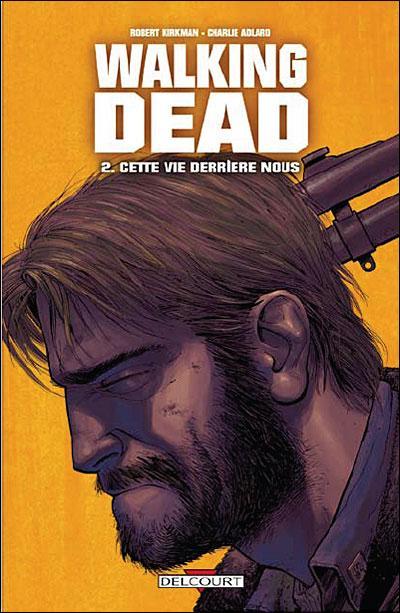 book en stock  walking dead tome 1 et 2