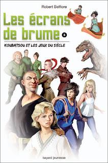 Les écrans de Brume, Tome 2 : Koubatsou et les jeux du siècle 9782747026482