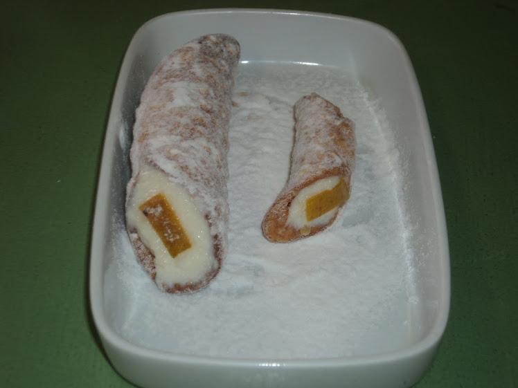 Cannoli do  Ristoranti Taormina.