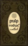 Pulp Redux - altered book collaboration