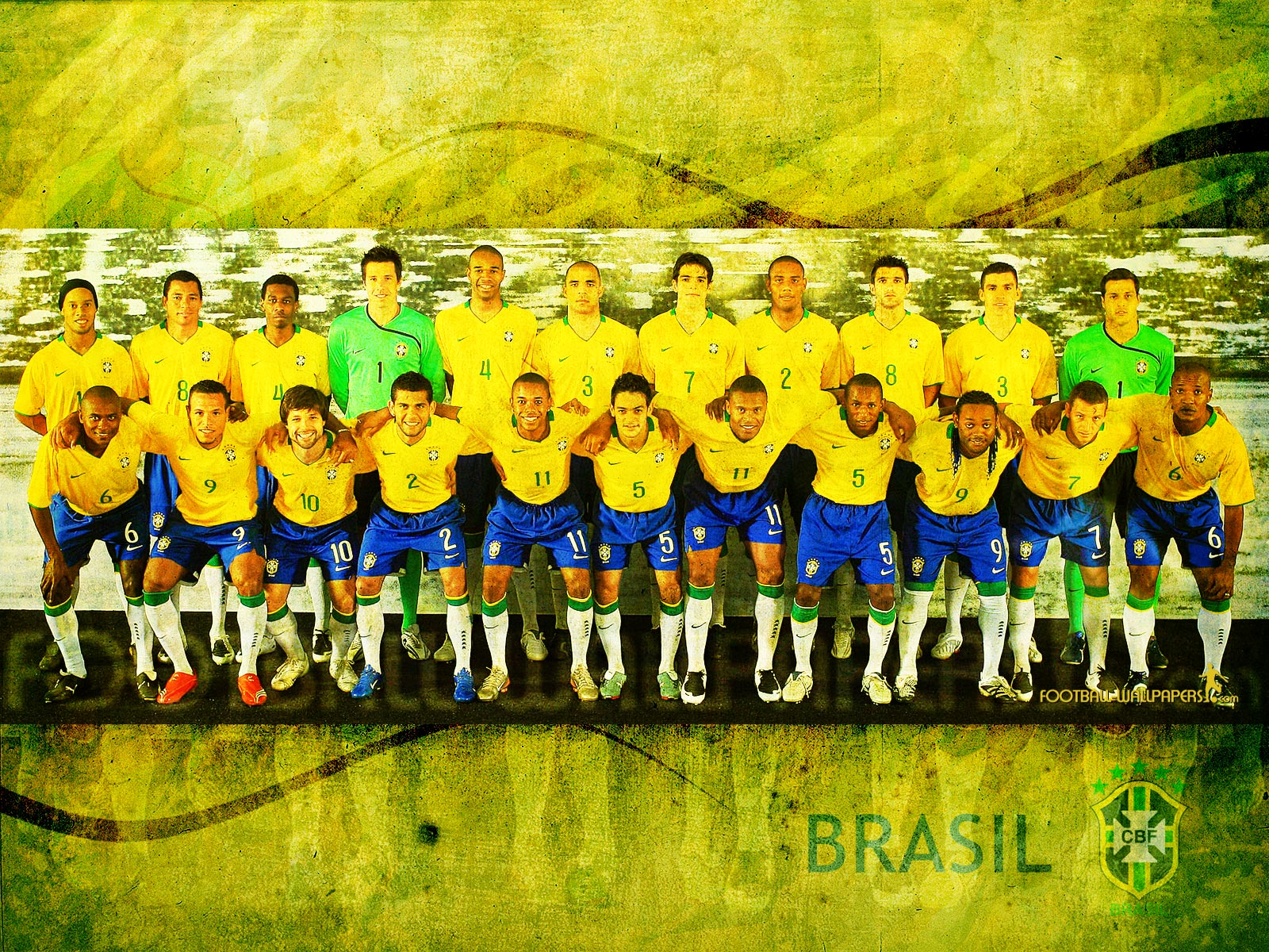 Brazilian Soccer Players