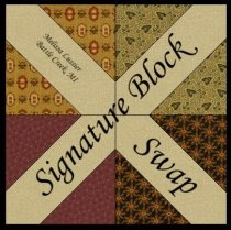Signature Block Swap!