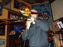 Solo de trombon en ALMA