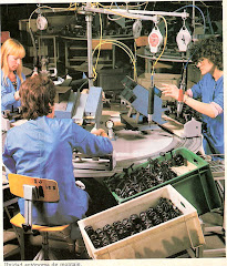 Fábrica MITCHELL en Francia