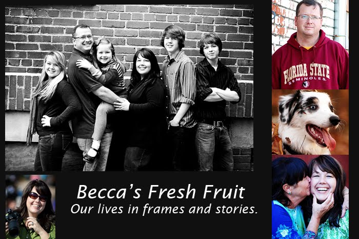Becca's Fresh Fruit