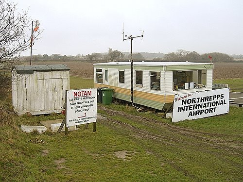 Northrepps International Airport, near Cromer