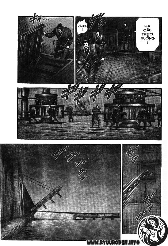 Chú bé rồng-Ryuuroden chap 185 Trang 19 - Mangak.info