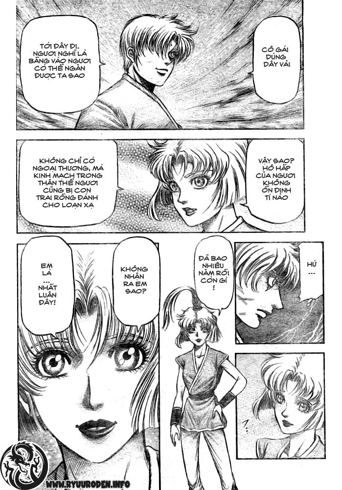 Chú bé rồng-Ryuuroden chap 182 Trang 28 - Mangak.info