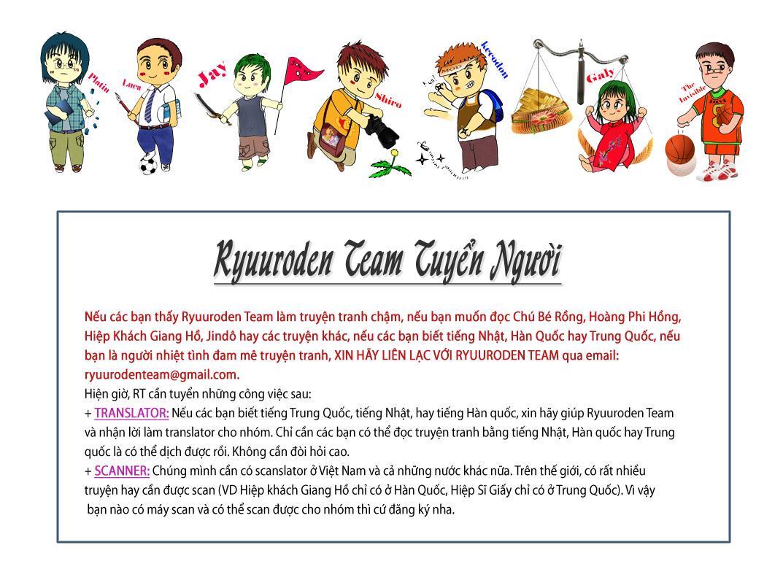 Chú bé rồng-Ryuuroden chap 181 Trang 29 - Mangak.info