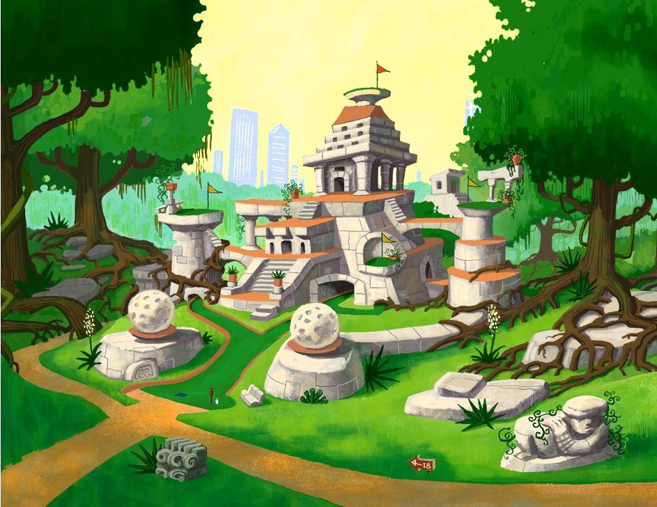 Temple Of The Aztec Escape Room Part