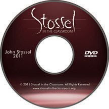 Brinde Grátis DVD Stossel in The classroom