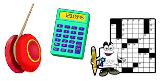 Brinde Grátis Ioiô, calculadora ou caça palavras