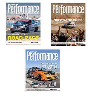 Brinde Grátis Revista Drive Performance