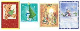 Brinde Grátis Cartões de Natal