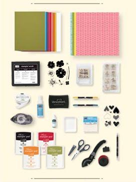 Start your Own Business - Be A Stampin' Up! Demonstrator