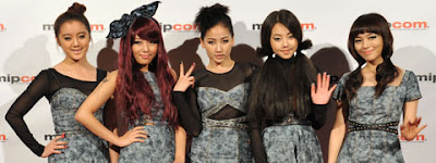 Dramablog's Video Interview with the Korean girl group 'Wonder Girls' WG+1