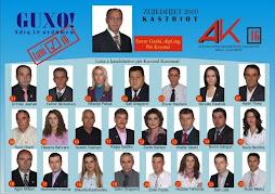 Fushata  zgjedhore 2009/Nëntor