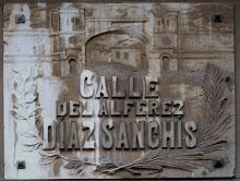 Calle Alférez Díaz Sanchís