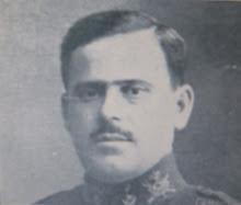 Capitán Sánchez Noe