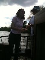 Sheena steering downstream