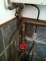 big red valve