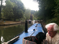 Peter and Tasha at Cookham Lock