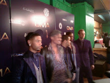 Dwight Allen O'neil and crew on the Red Carpet