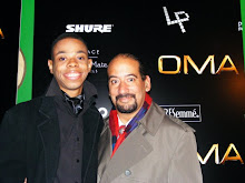 Authors Nathan James and Delvon Johnson hit the Red Carpet!