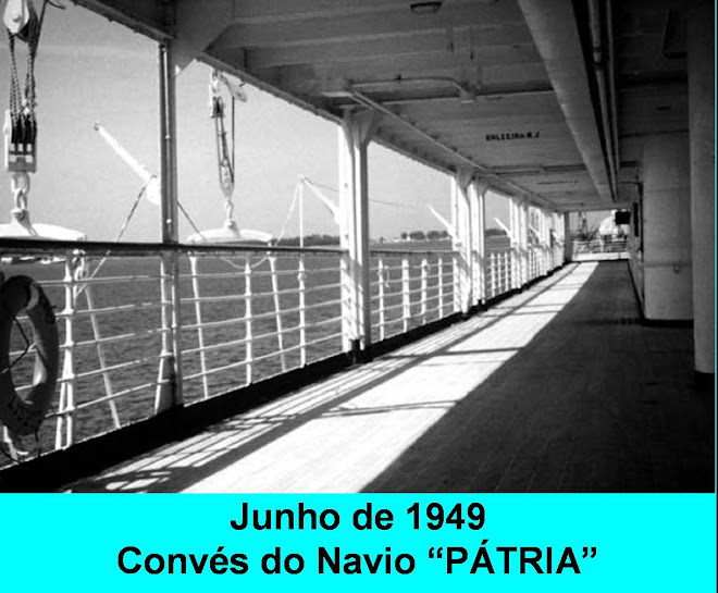 INTERIORES DO BARCO V