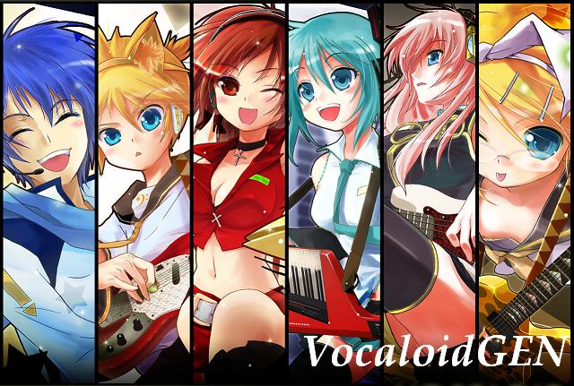 VocaloidGEN