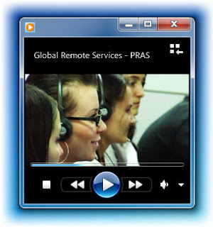 Clip video soluție GRS Global Remote Services cu PRAS Consulting