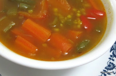 Jowar-Vegetable Stew