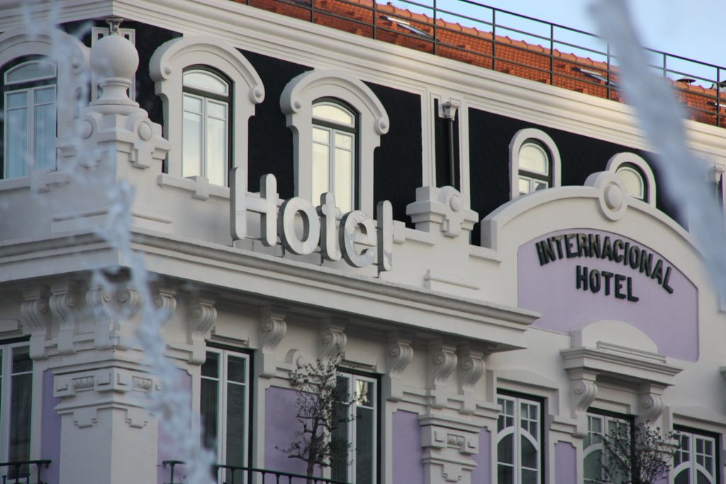 Hoteloscopy internacional design hotel for Internacional design hotel 4