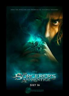 Sorcerer's apprentice